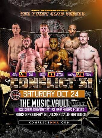 Conflict MMA 31