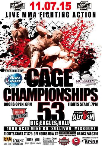 Cage Championships 53