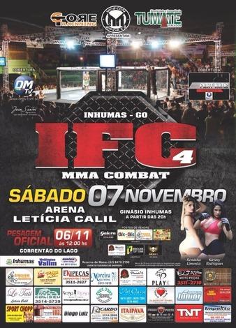 IFC MMA Combate 4