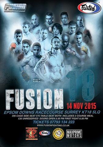 Fusion FC 18