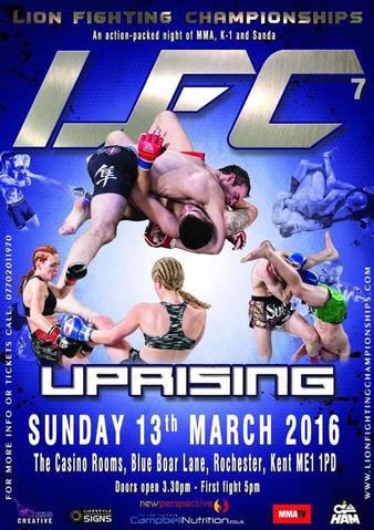 Lion Fighting Championships 7