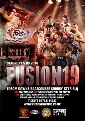 Fusion FC 19