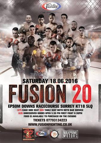 Fusion FC 20