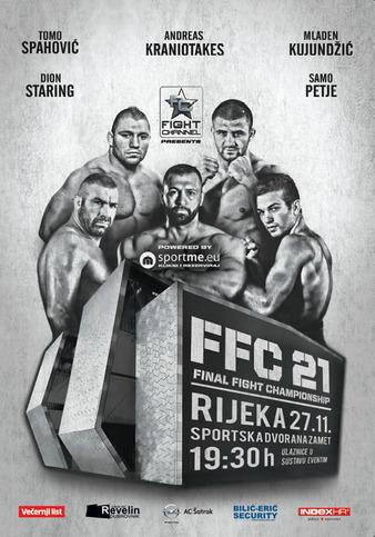 Final Fight Championship 21
