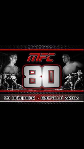 MFC Fight Zone 80