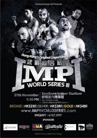 IMPI Fighting Championship