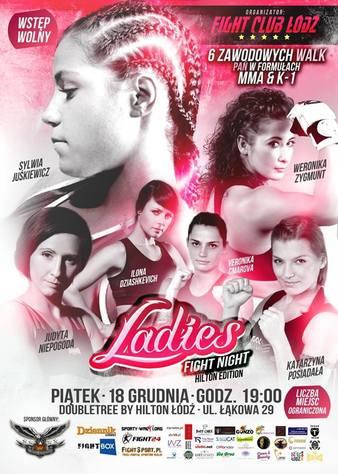 Ladies Fight Night 1