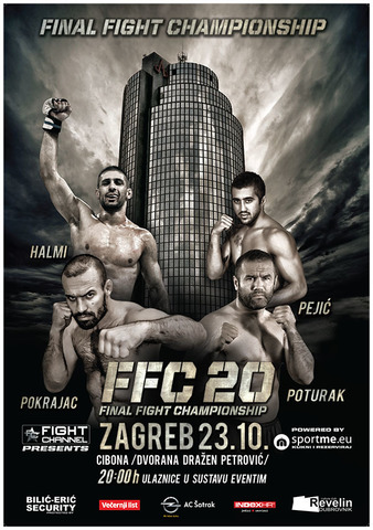 Final Fight Championship 20