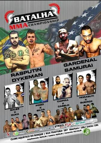 Batalha MMA 1