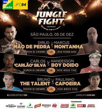 Jungle Fight 84