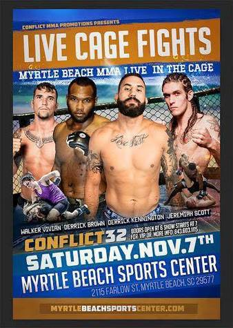 Conflict MMA 32