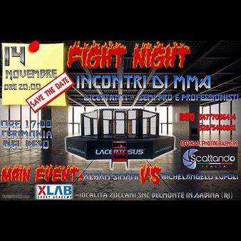 Legio's Arena Fight Night 2