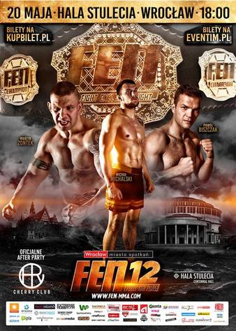 Fight Exclusive Night 12