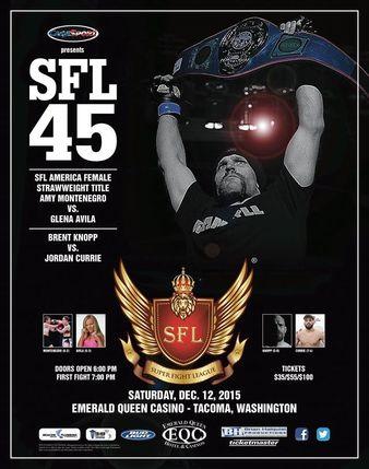 Super Fight League 45