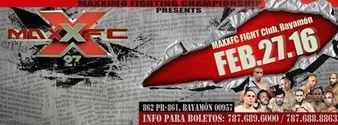 MaxxFC 27