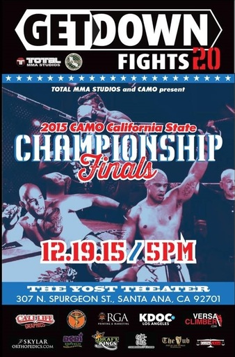 Get Down Fights 20