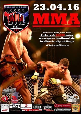 Sprawl & Brawl MMA 3