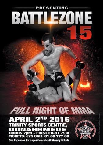 Battle Zone FC 15