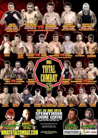 MMA Total Combat 69