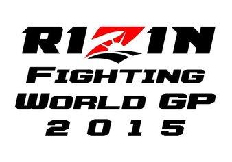 RIZIN Fan Expo 2015