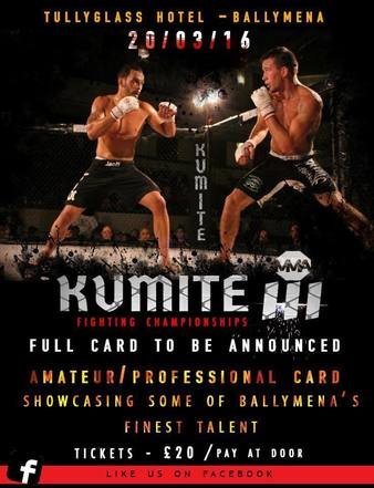 Kumite MMA Fight Night 3