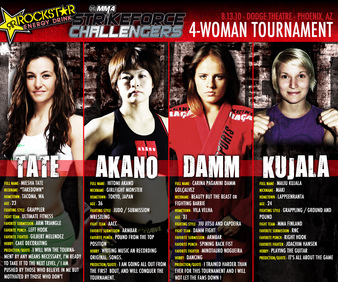 Strikeforce Challengers 10