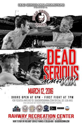 Dead Serious 19
