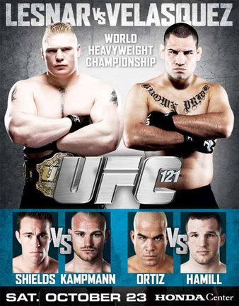 UFC 121