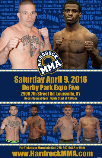 Hardrock MMA 78 Pro/Am