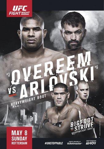 UFC Fight Night 87