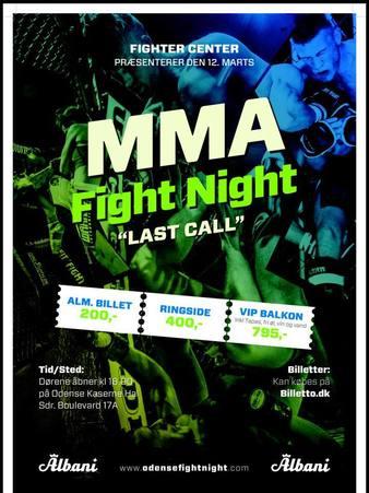 Odense Fight Night 5