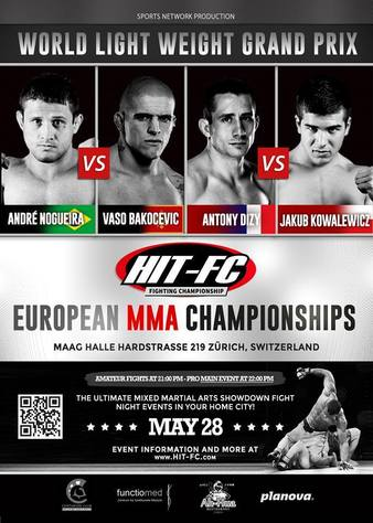 HIT Fighting Championship 2