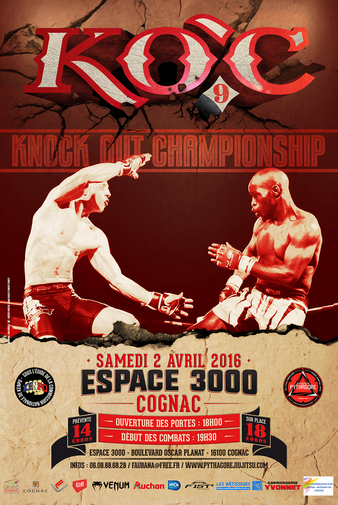 Knock Out Championship 9