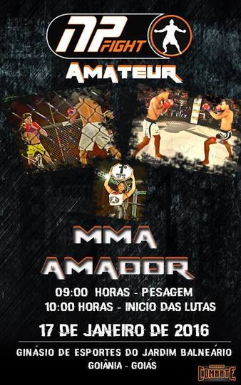 NP Fight Amateur