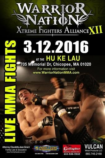 Warrior Nation XFA 12