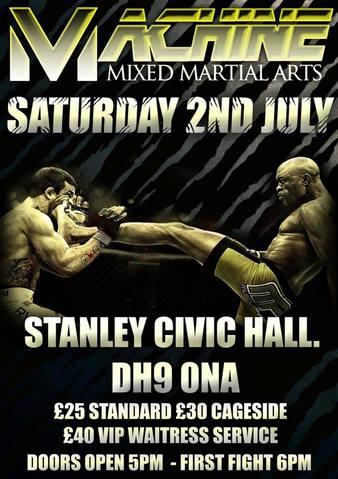Machine MMA 16
