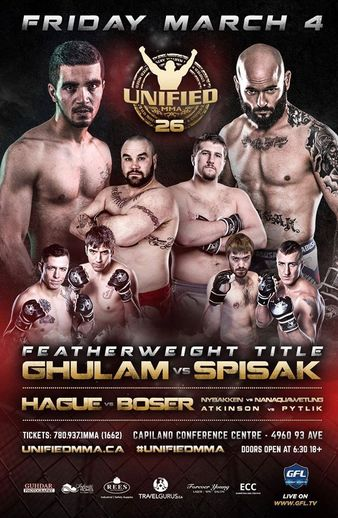 Unified MMA 26