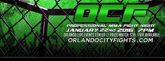 OCF Fight Night 1