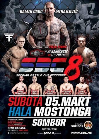 Serbian Battle Championship 8