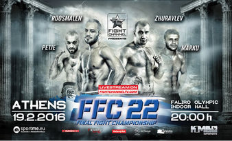 Final Fight Championship 22