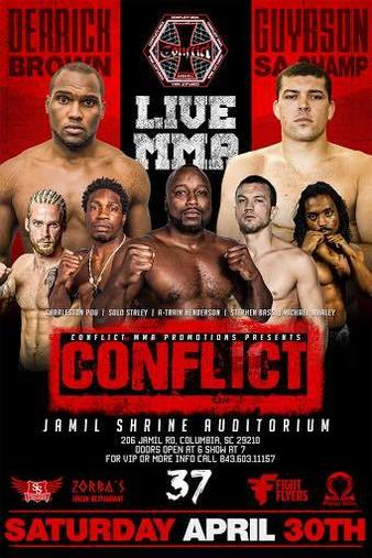 Conflict MMA 37