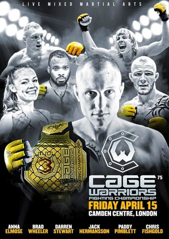 Cage Warriors 75