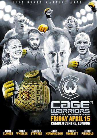 Cage Warriors 75