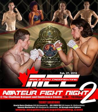 Maple City Cagefighting 2