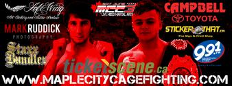 Maple City Cagefighting 3