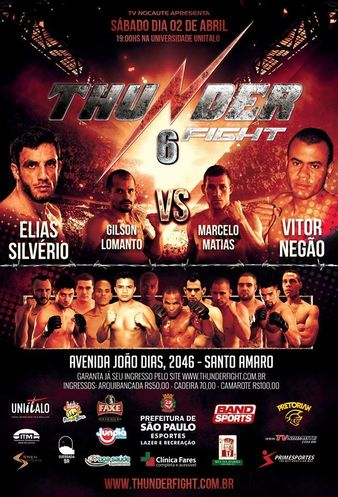 Thunder Fight 6