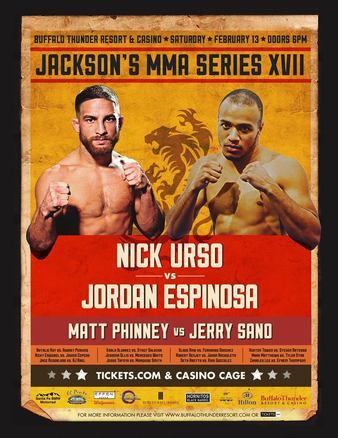 Jackson's MMA Series 17