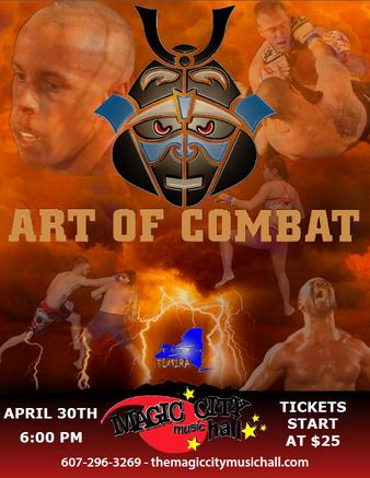 Art of Combat Sports Championships 11