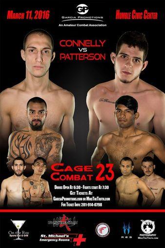 Cage Combat 23