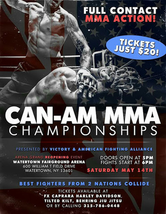 Can-Am MMA Championships
